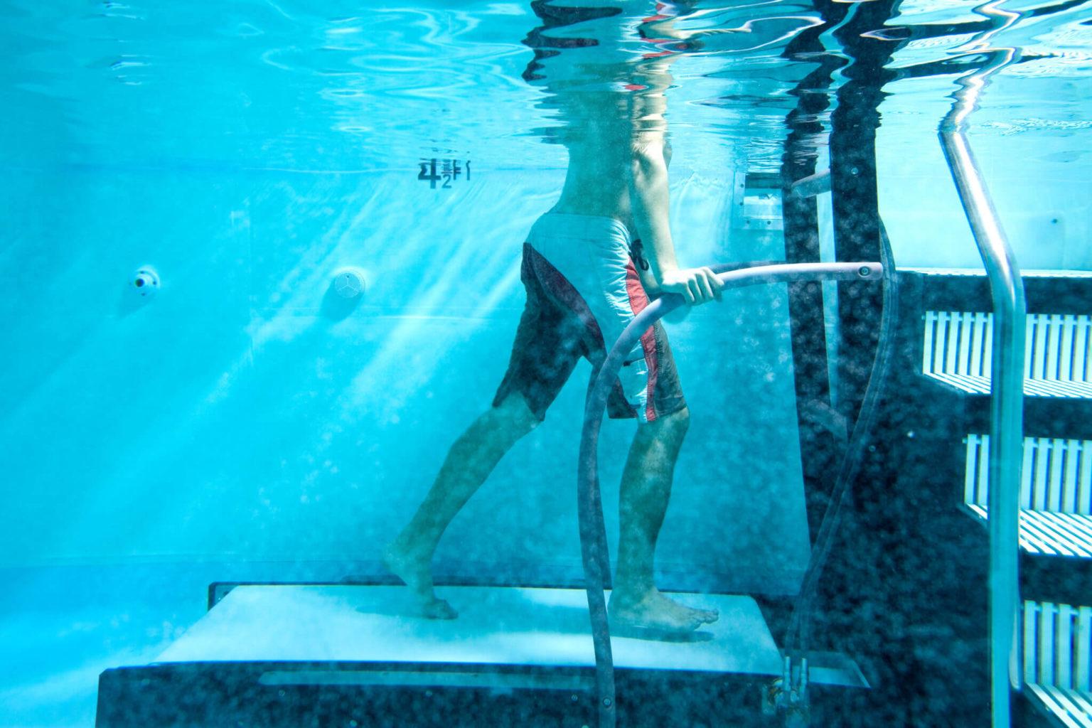 L'idroterapia, l'acqua come strumento di riabilitazione