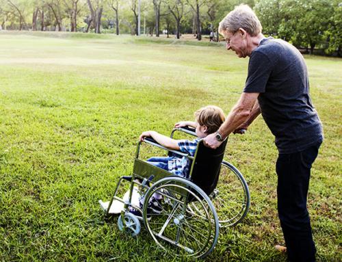 La paralisi cerebrale, le cause e la riabilitazione