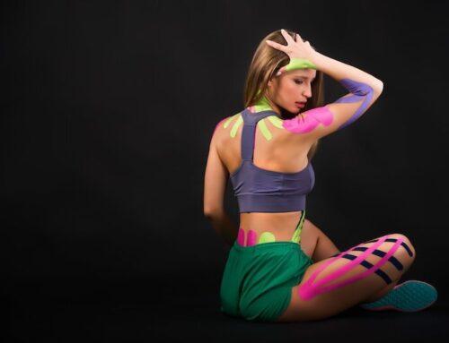 Il taping muscolare, a cosa serve e i vantaggi